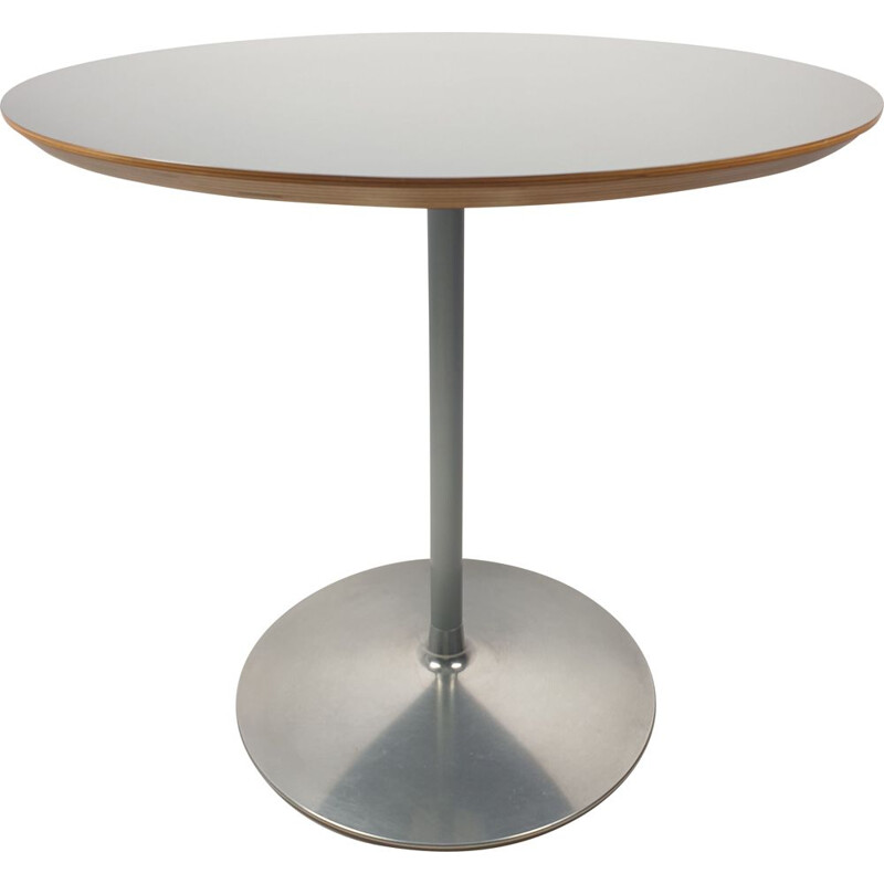 Vintage Round Dining Table by Pierre Paulin for Artifort 1980s
