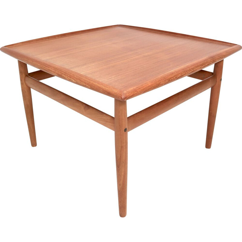 Mid-Century Coffee Table by Grete Jalk for Glostrup 1960s