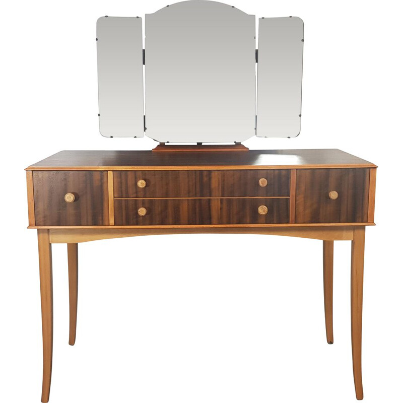 Vintage Morris of Glasgow Dressing Table 1950s