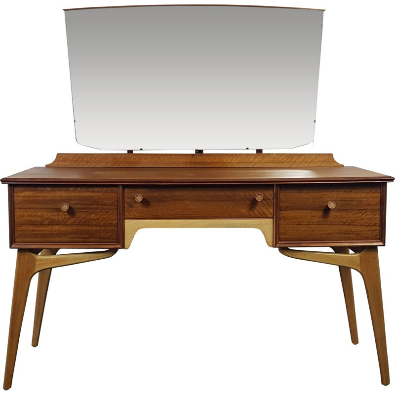 Vintage Alfred Cox Dressing Table 1970s