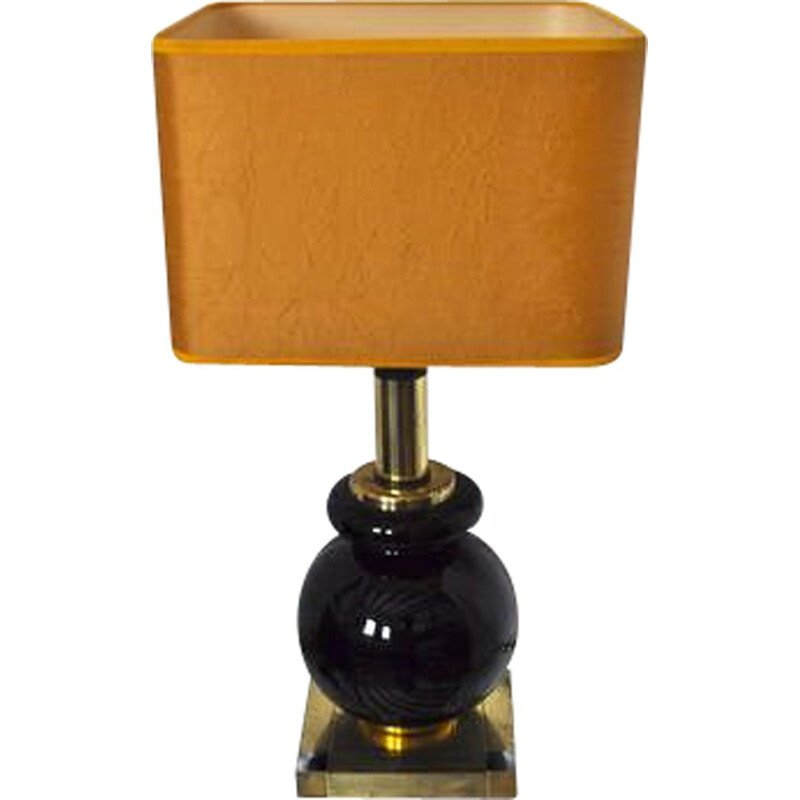 Vintage table lamp Willy Rizzo for Lumica 1970