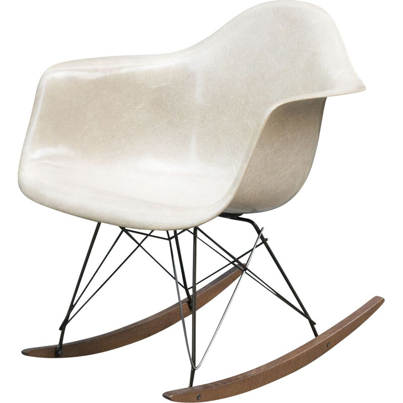 Vintage rocking chair from Charles & Ray Eames 1960s