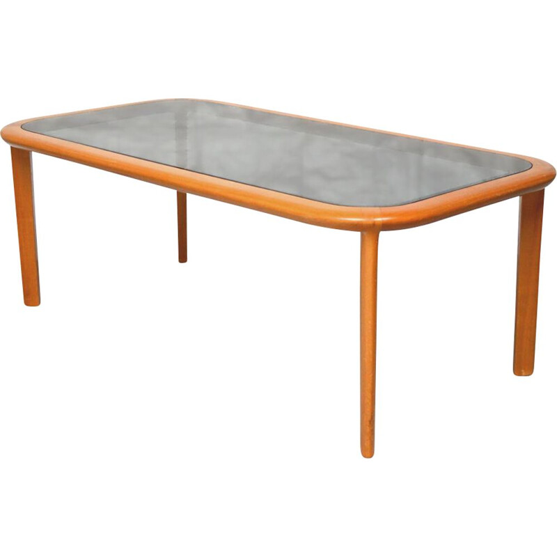 Vintage coffee table Wilhelm Knoll 1960s
