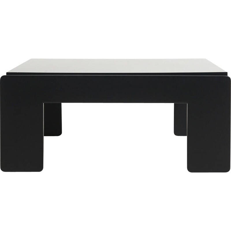 Vintage Low table by Tobia & Afra Scarpa for Gavina Italy 1962s