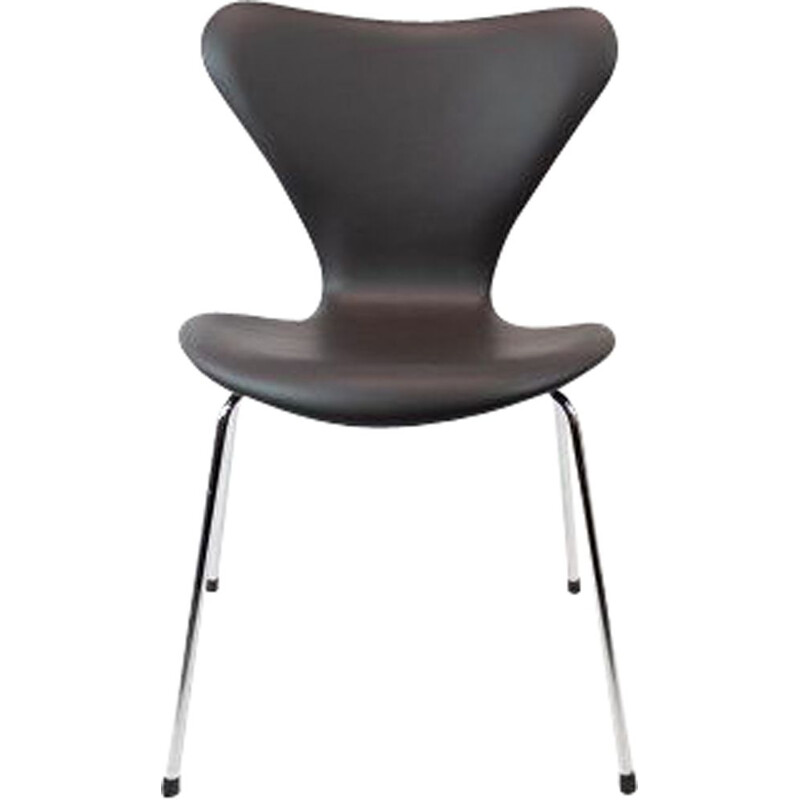 Vintage Seven chair by Arne Jacobsen and Fritz Hansen
