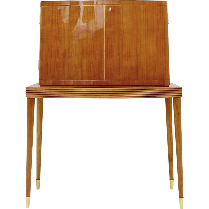 Vintage bar furniture Italy 1950s