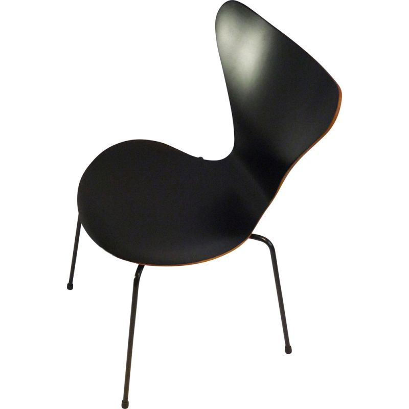 Vintage chair model 3107, first edition, Arne Jacobsen 1956