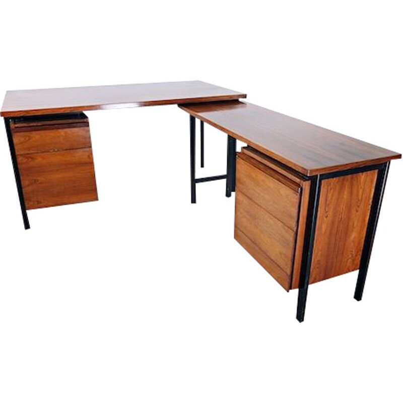 Vintage desk by Florence Knoll 1950