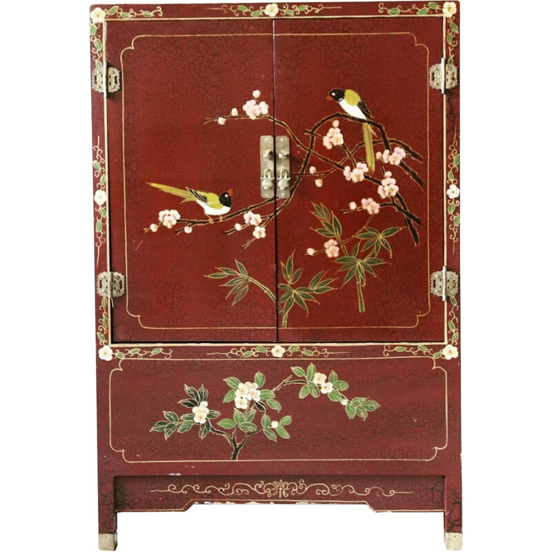 Vintage Cabinet Chinese 1940s