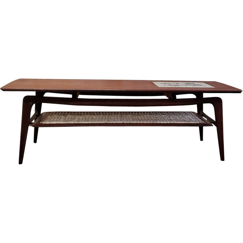 Vintage coffee table Van Teeffelen