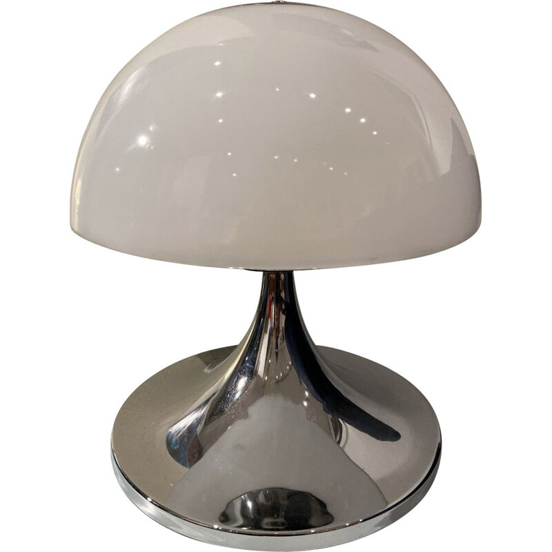Vintage table lamp Elio Martinelli 1960s