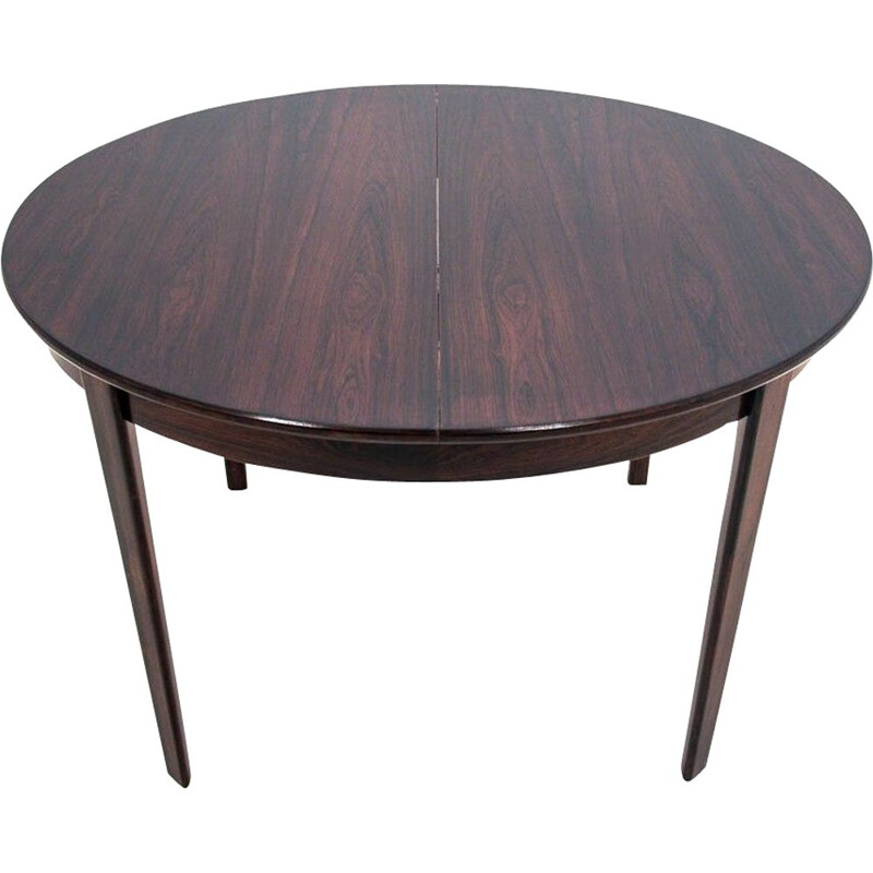 Vintage rosewood dining table, Denmark 1960s