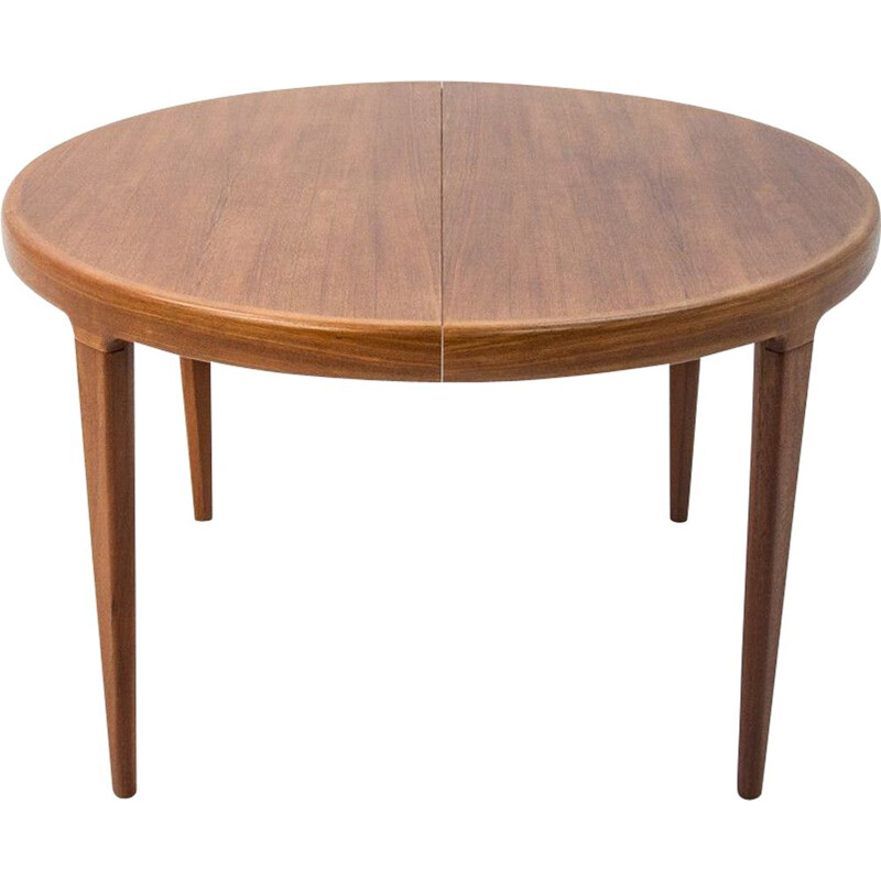 Vintage table by Johannes Andersen, Denmark 1960