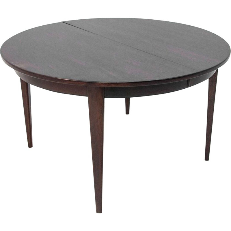 Vintage dining table Omann Jun, Denmark 1960