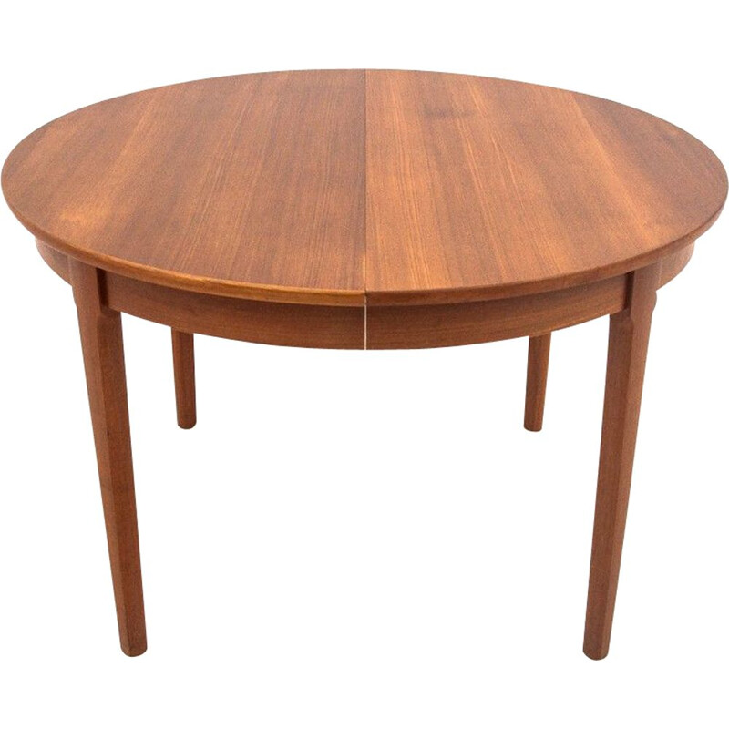 Vintage Teak Dining table Denmark 1960s