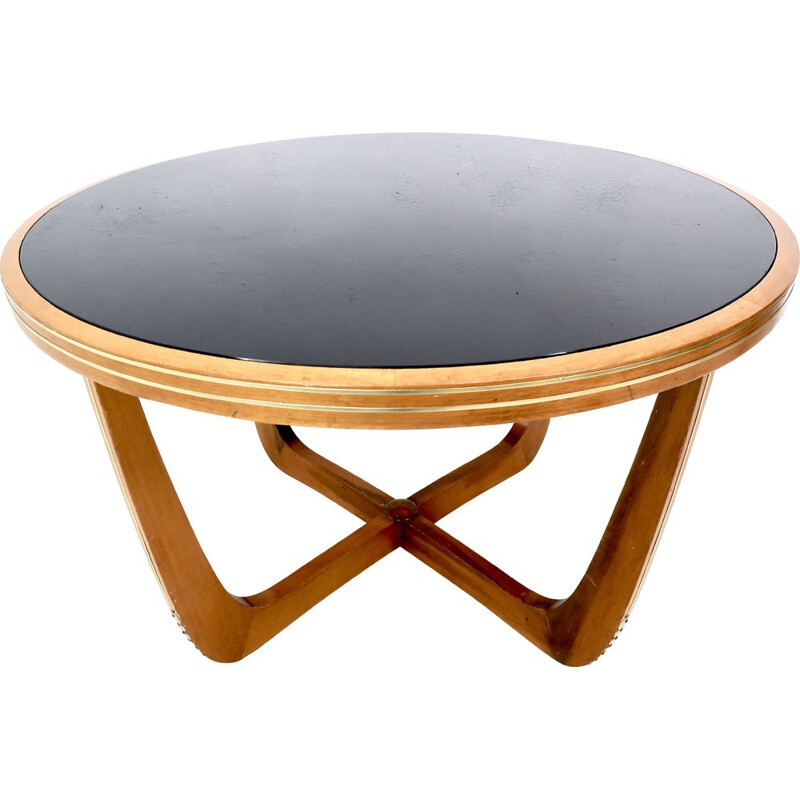Mid-Century Coffee Table from Ilse Möbel Germany 1960s