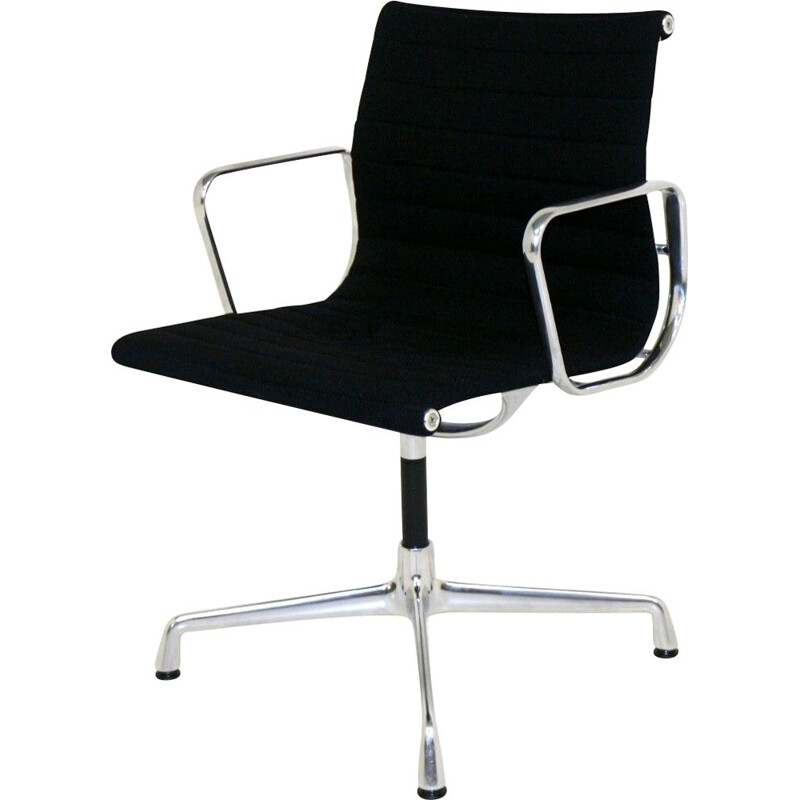 Vintage office armchair by Charles & Ray Eames for vitrail