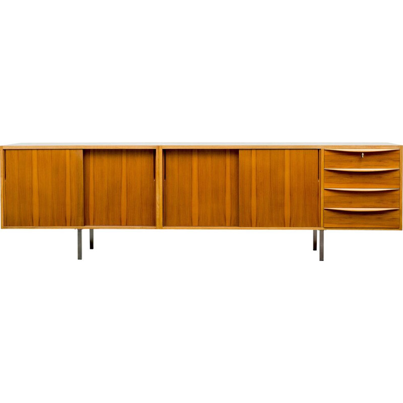 Vintage sideboard in walnut 1960s