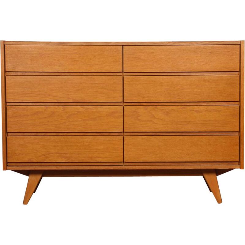 Vintage chest of drawers by Jiri Jiroutek from Eastern Europe 1960