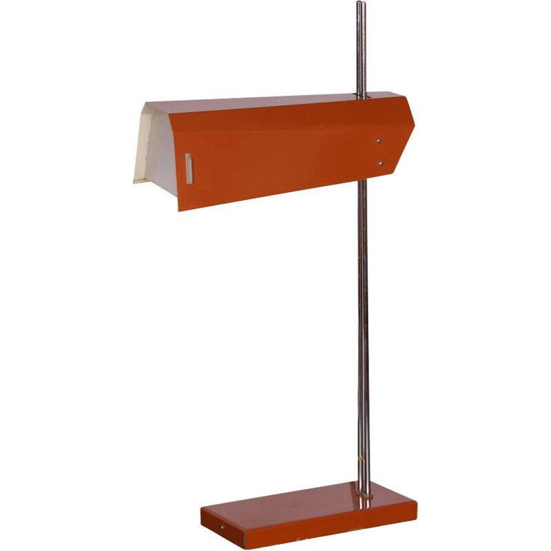 Vintage table lamp by Josef Hurka for Lidokov 1970s