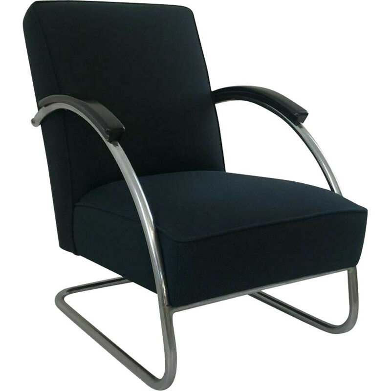 Vintage Armchair from the Bauhaus Period