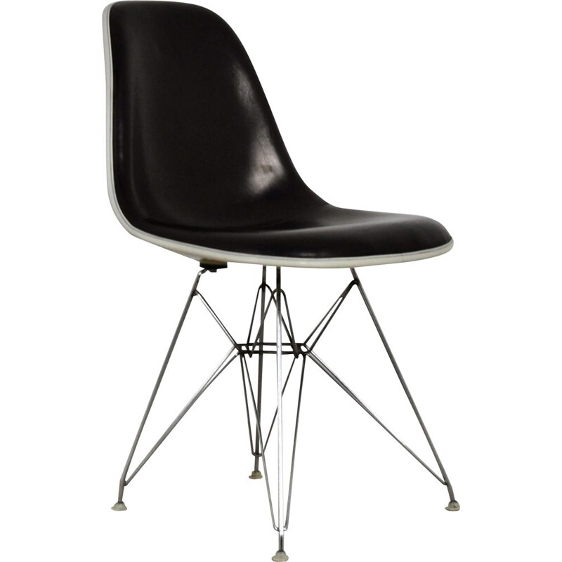 Vintage DSR Side Chair by Charles & Ray Eames for Herman Miller