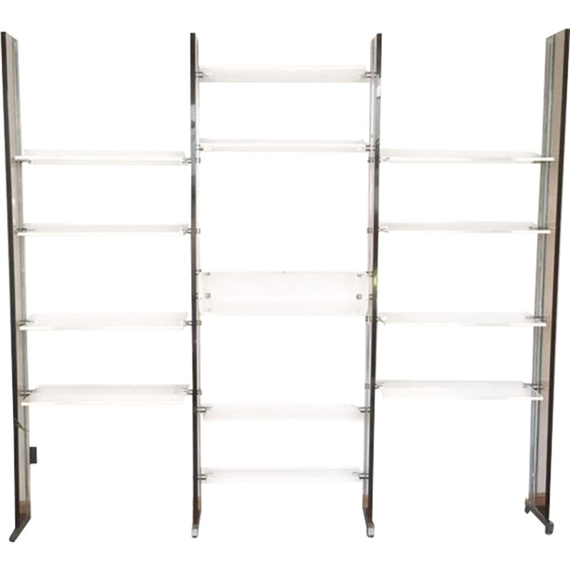 Vintage Bookcase Michel Dumas for Roche Bobois 1970s
