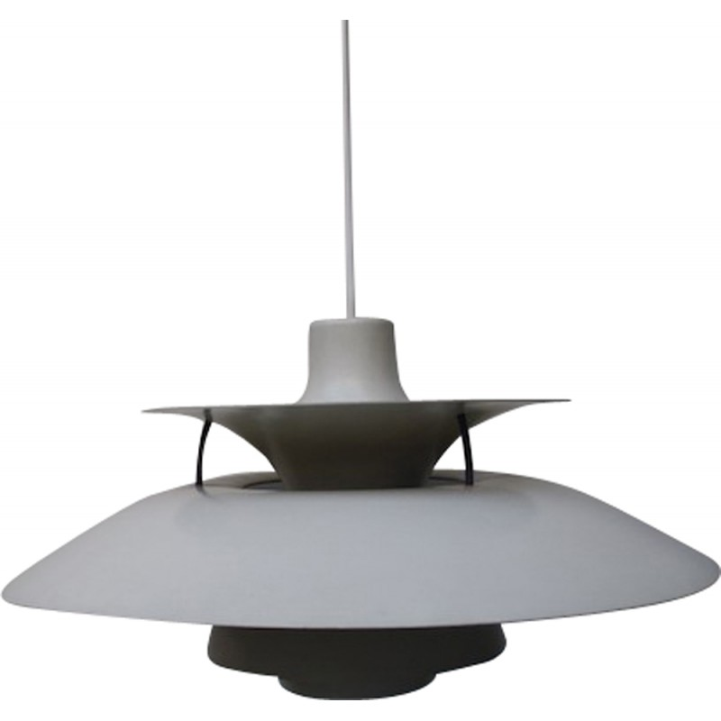 "Louis Poulsen ""PH5"" pendant light, Poul HENNINGSEN - 1950s"