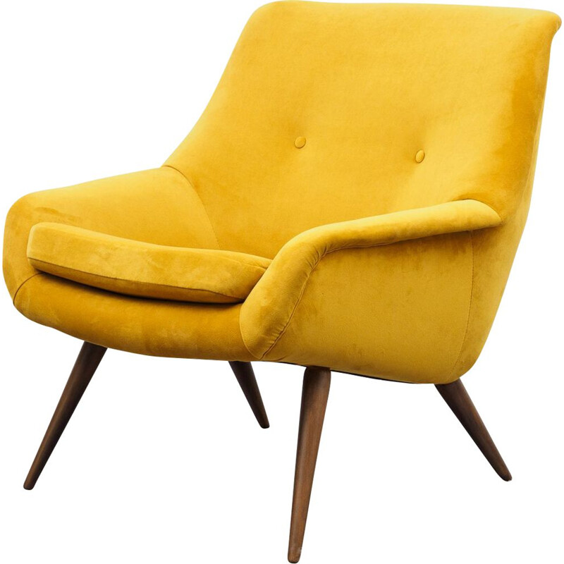 Vintage cocktail chair 1950s