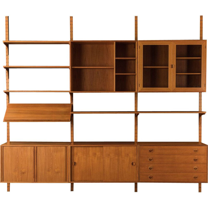 Vintage Wall Unit HG Furniture 1950s