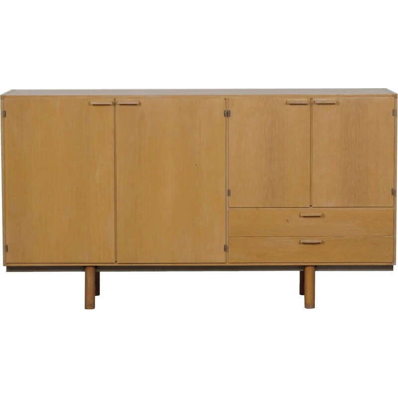 Midcentury Sideboard by Cees Braakman for Pastoe 1960s