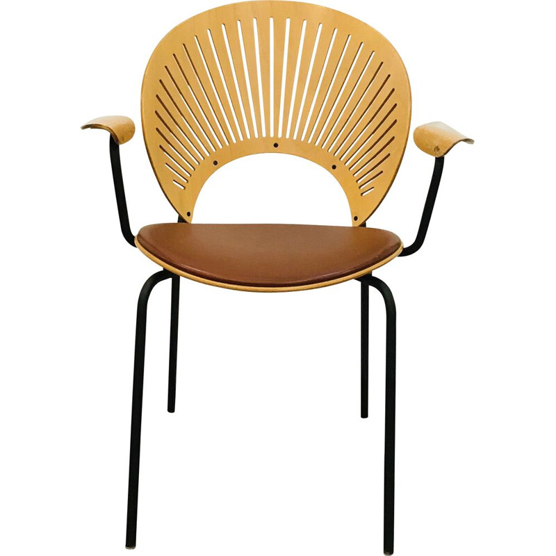Vintage Trinidad chair by Nanna Ditzel for Fredericia 1960s