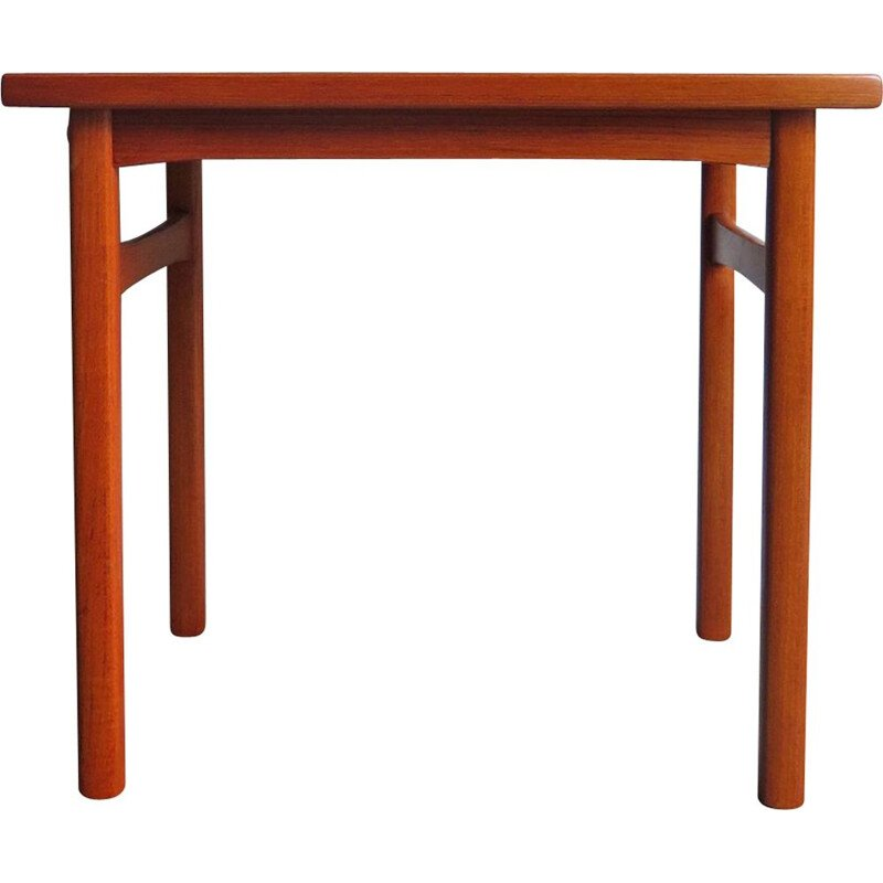 Vintage teak coffee table Danish 1960s
