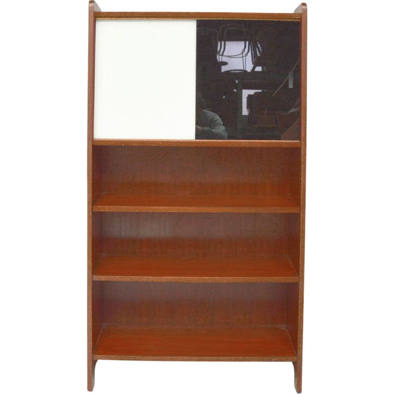 Vintage shelf with wing feet 1950