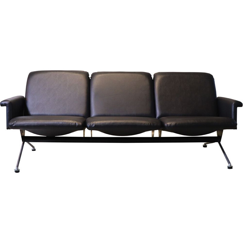 Vintage Gispen Sofa By Andre Cordemeyer 1961s