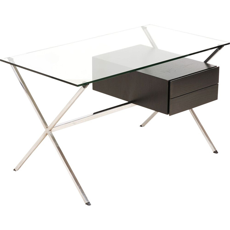 Vintage desk by Franco Albini for Knoll 1970s