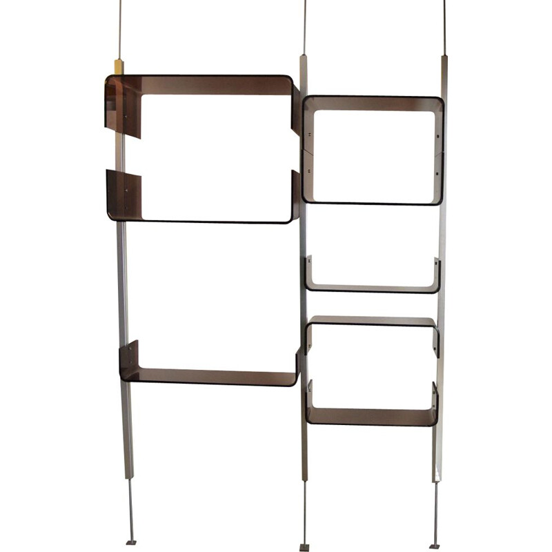 Vintage shelf by Michel Ducaroy Roche Bobois 1970s