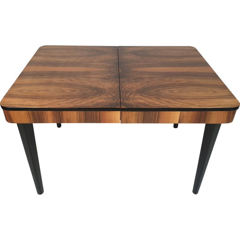 Vintage Dining Table by Jindřich Halabala for UP Závody 1950s