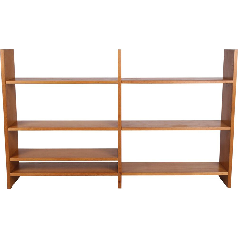 Vintage Wall unit bookshelves by Hans wegner 1955s