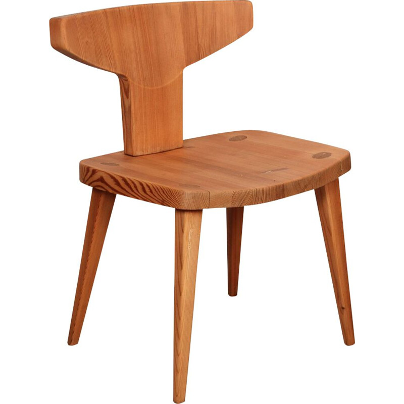Vintage chair by Jacob Kielland-Brandt for I. Christiansen 1960