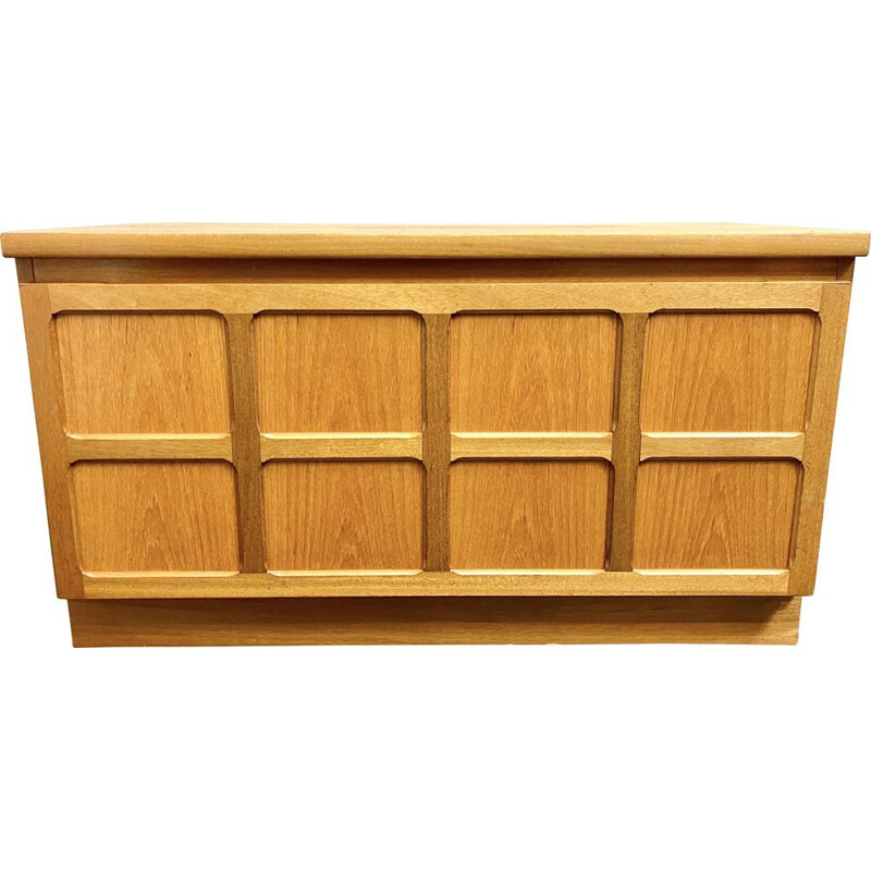 Vintage TV Stand Media Cabinet Sideboard by Nathan Parker Knoll