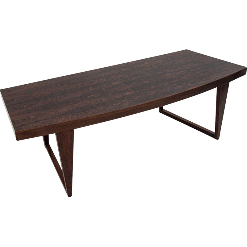 Vintage Rosewood Coffee table Denmark 1960s