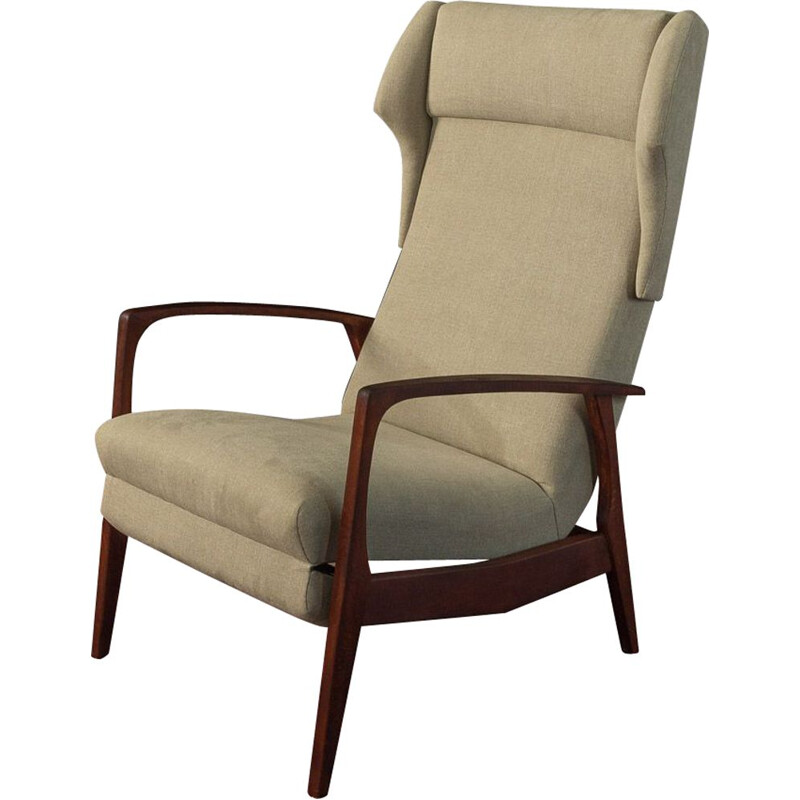 Vintage Relax-Armchair Germany 1950s