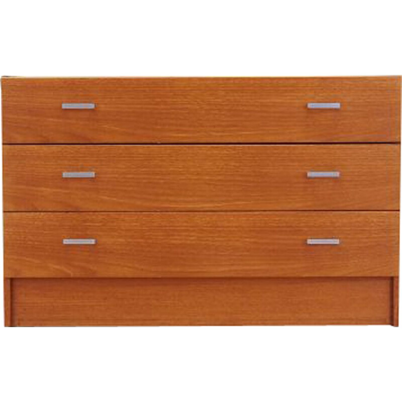 Vintage Teak chest of drawers Denmark 1990s