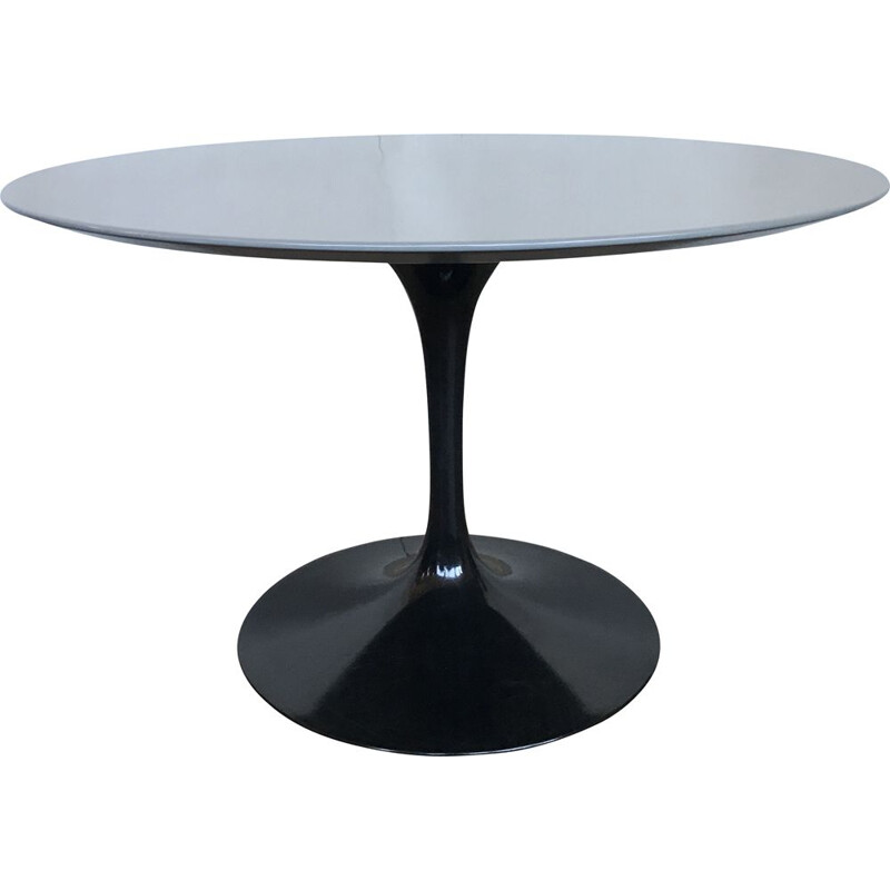 Vintage Table tulipe Knoll by Eero Saarinen 1970s