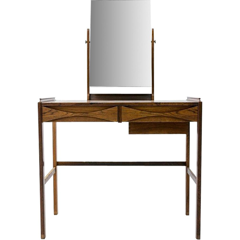Vintage dressing table by Arne Vodder, Denmark 1960