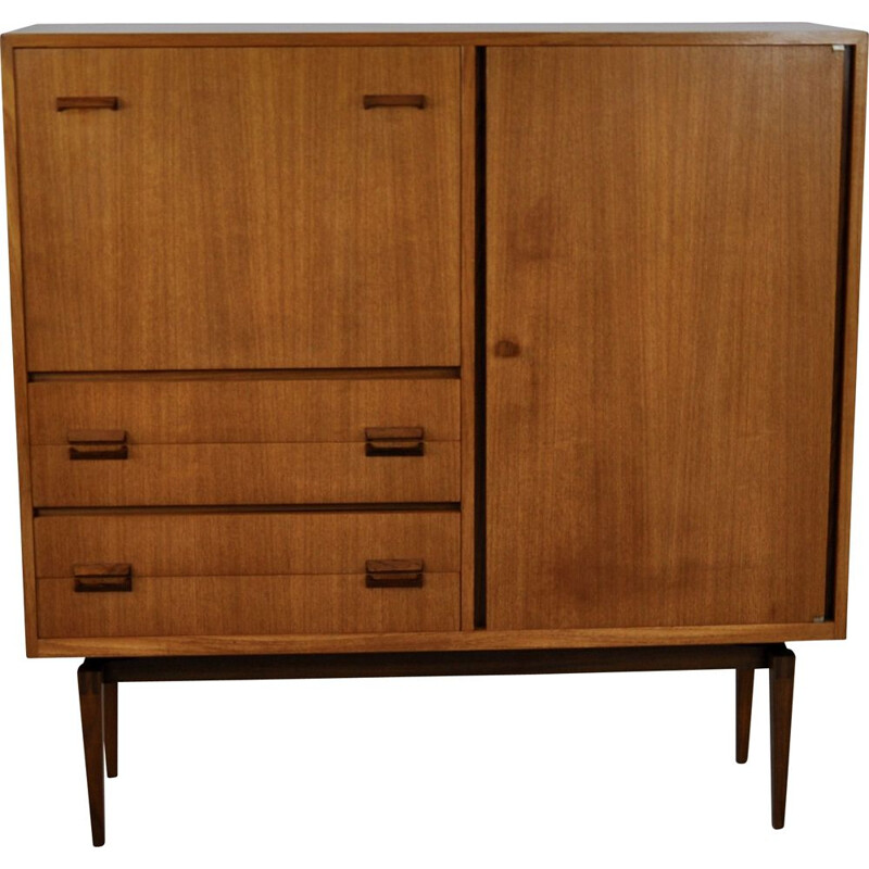 Vintage Highboard Scandinavian  1970s