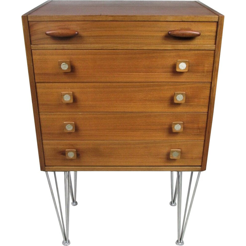 Vintage Chest of Drawers 1970s
