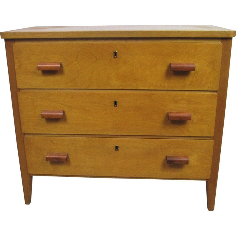 Vintage chest of drawers 1970