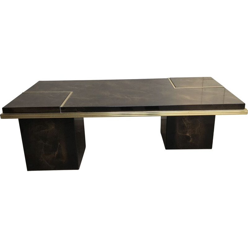 Vintage bar coffee table 1970s